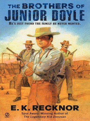 cover image of The Brothers Of Junior Doyle
