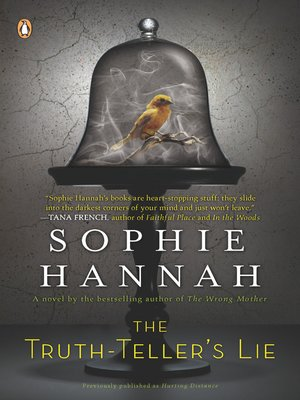 cover image of The Truth-Teller's Lie