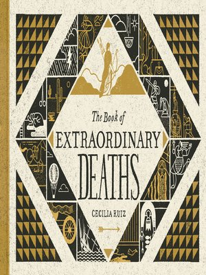 cover image of The Book of Extraordinary Deaths