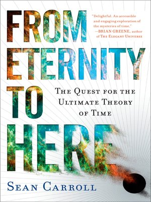 cover image of From Eternity to Here