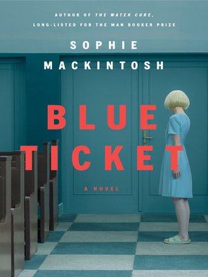 cover image of Blue Ticket