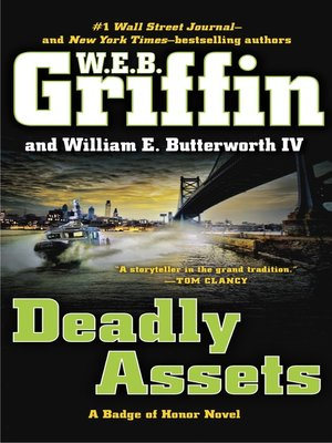 cover image of Deadly Assets