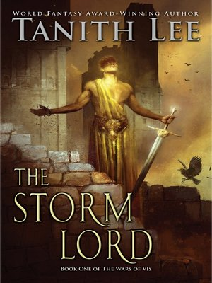 cover image of The Storm Lord