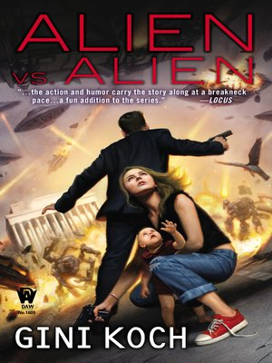 cover image of Alien vs Alien