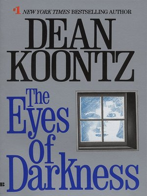 cover image of Eyes of Darkness