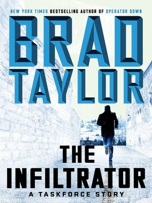 cover image of The Infiltrator