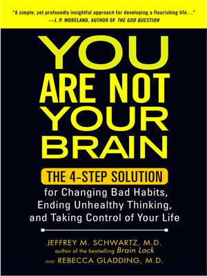 cover image of You Are Not Your Brain