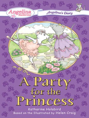 cover image of A Party for the Princess