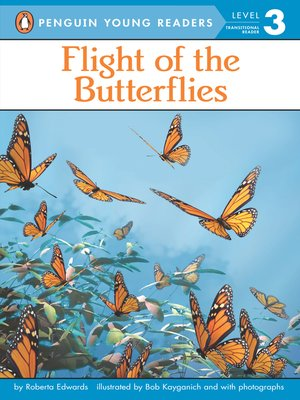 cover image of Flight of the Butterflies