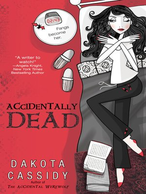 cover image of Accidentally Dead