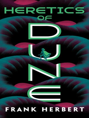 cover image of Heretics of Dune