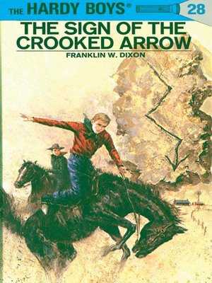cover image of The Sign of the Crooked Arrow