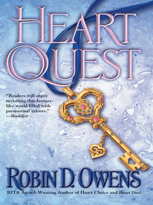 cover image of Heart Quest