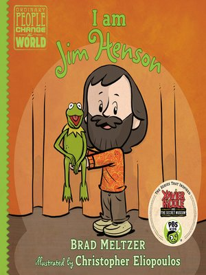 cover image of I am Jim Henson