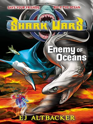 cover image of Enemy of Oceans