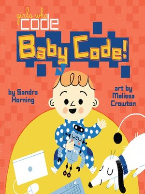 cover image of Baby Code!