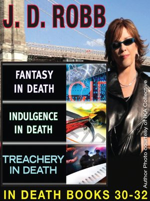 cover image of The In Death Collection, Books 30-32