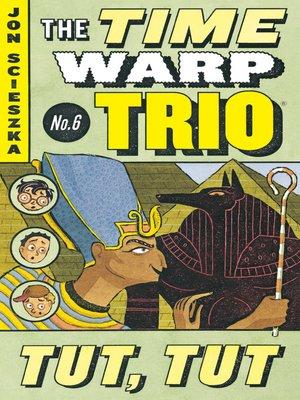 cover image of Tut, Tut