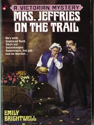 cover image of Mrs. Jeffries on the Trail