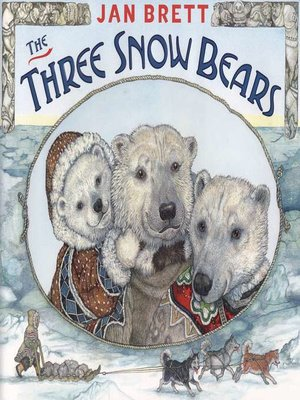 cover image of The Three Snow Bears