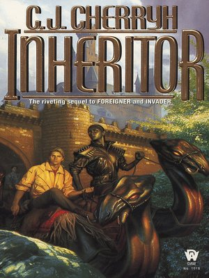 cover image of Inheritor
