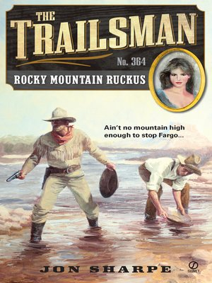 cover image of Rocky Mountain Ruckus