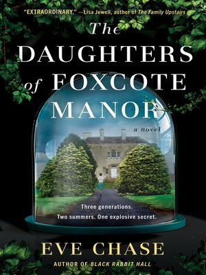 cover image of The Daughters of Foxcote Manor