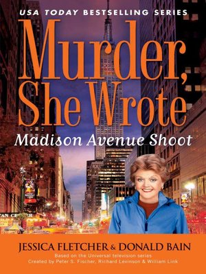 cover image of Madison Avenue Shoot