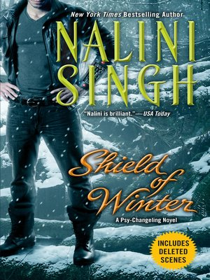 cover image of Shield of Winter