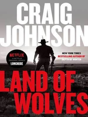 cover image of Land of Wolves