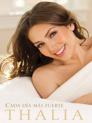 cover image of Cada Dia Mas Fuerte