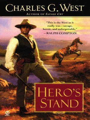 cover image of Hero's Stand