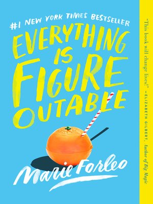 cover image of Everything Is Figureoutable