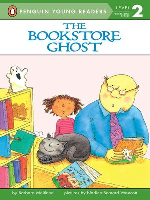 cover image of The Bookstore Ghost