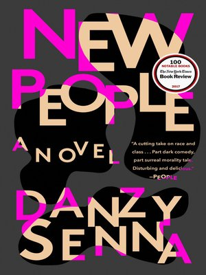 cover image of New People