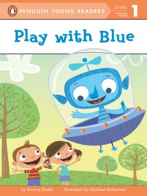 cover image of Play with Blue
