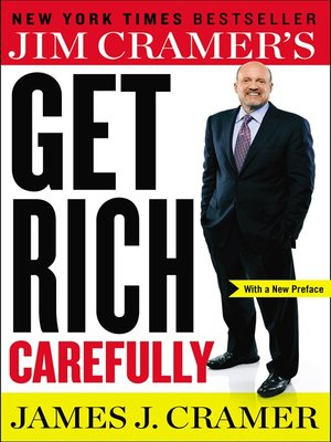cover image of Jim Cramer's Get Rich Carefully
