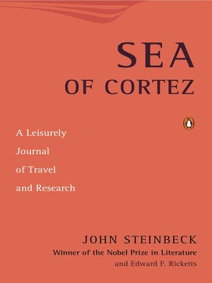 cover image of Sea of Cortez