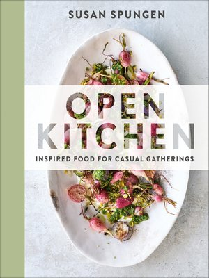 cover image of Open Kitchen