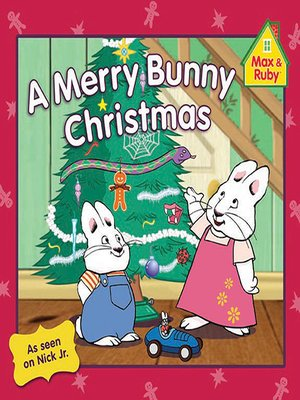 cover image of A Merry Bunny Christmas