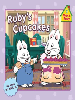 cover image of Ruby's Cupcakes