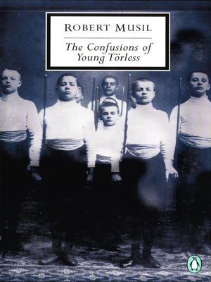 cover image of The Confusions of Young Torless