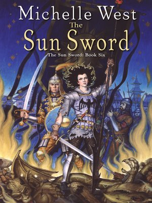 cover image of The Sun Sword