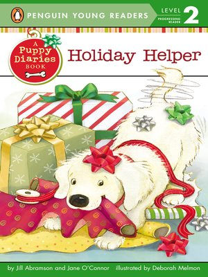 cover image of Holiday Helper