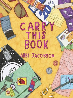 cover image of Carry This Book