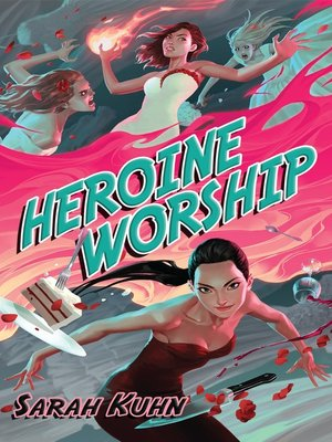 cover image of Heroine Worship
