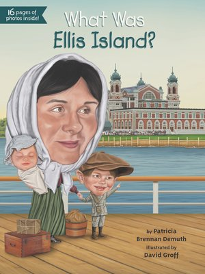 cover image of What Was Ellis Island?