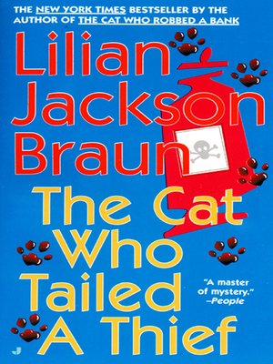 cover image of The Cat Who Tailed a Thief
