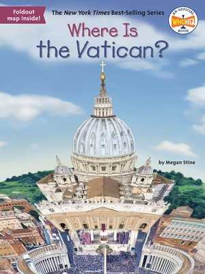 cover image of Where Is the Vatican?