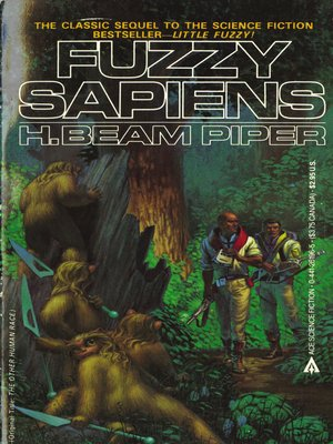 cover image of Fuzzy Sapiens